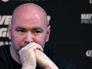 'Stop filming': Awkward UFC ambush