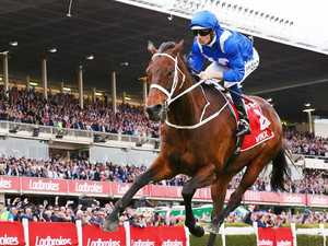 Winx inches from another world record
