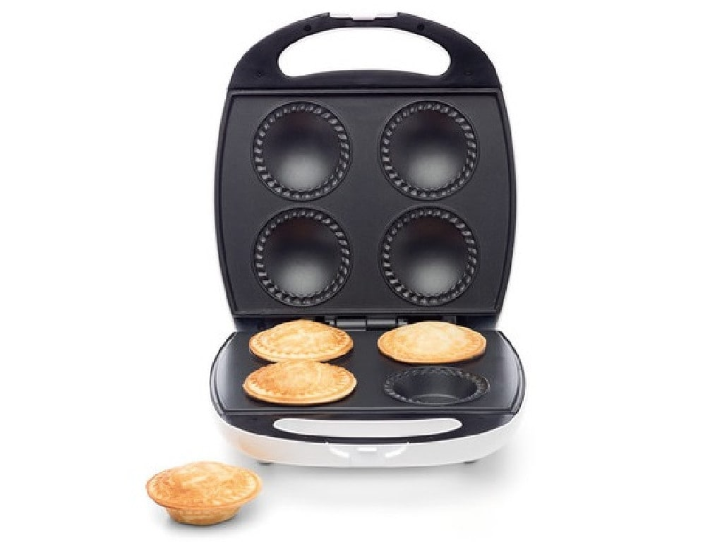 Kmart's pie maker is just $29 and a massive hit with home cooks. Picture: Kmart
