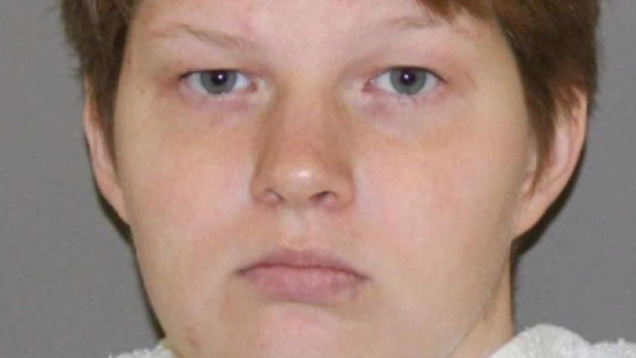 Childhood abuse victim Lauren Kavanaugh has been arrested after Facebook alerted authorities of inappropriate messages being exchanged between her and a minor.