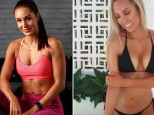 Secrets of rival fitness queens' millions