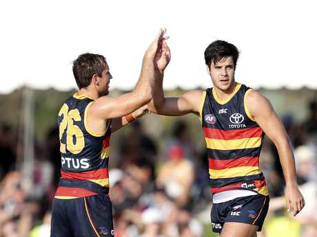 The Crows look to have bounced back after last year.