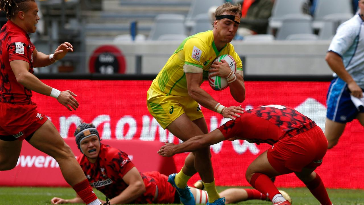 Australia have sealed their place in the Las Vegas quarter-finals ahead of their showdown with Fiji.