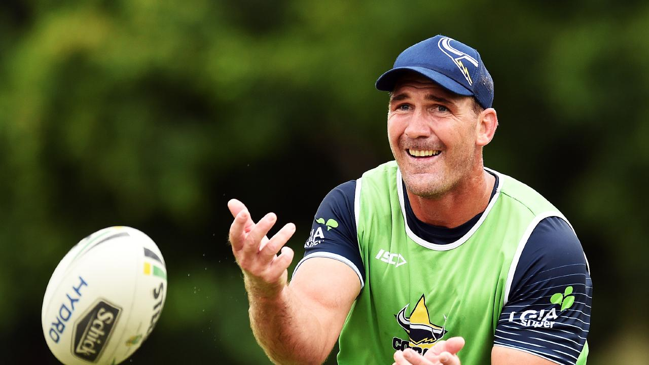 Scott Bolton was stood down by the NRL during the week. Picture: Zak Simmonds