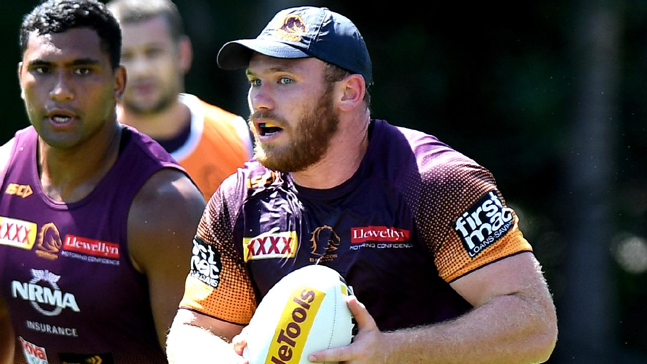 Matt Lodge continues to impress at the Broncos. Picture: Getty