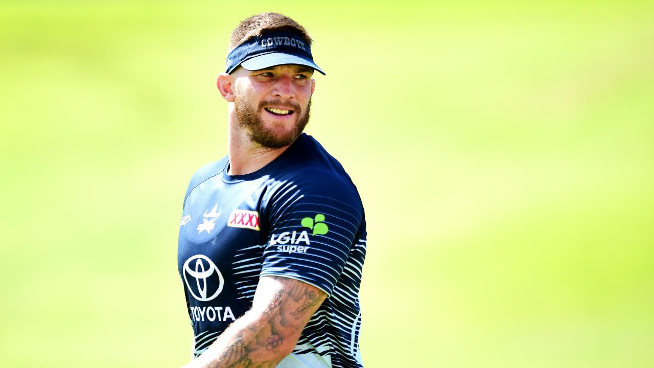 Josh McGuire's switch will give the Cowboys the hard edge they need. Picture: Alix Sweeney