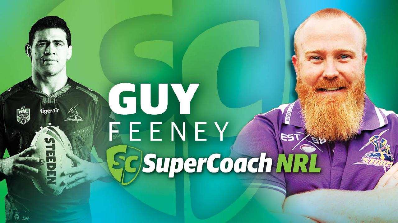 Guy Feeney has made big changes to his 2019 SuperCoach team.