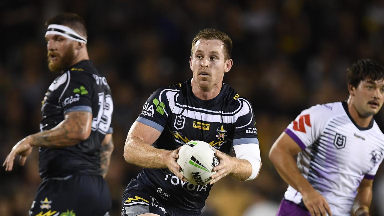 Michael Morgan starred in the Cowboys' win. (Photo by Ian Hitchcock/Getty Images)