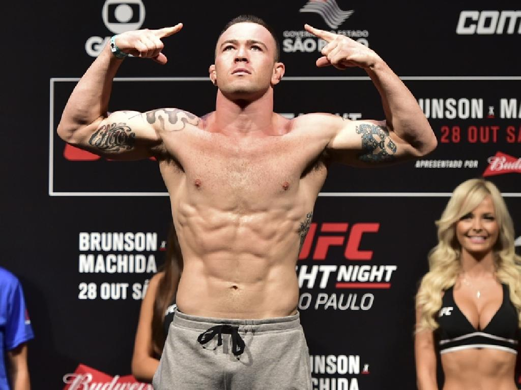 Colby Covington really wants a fight.