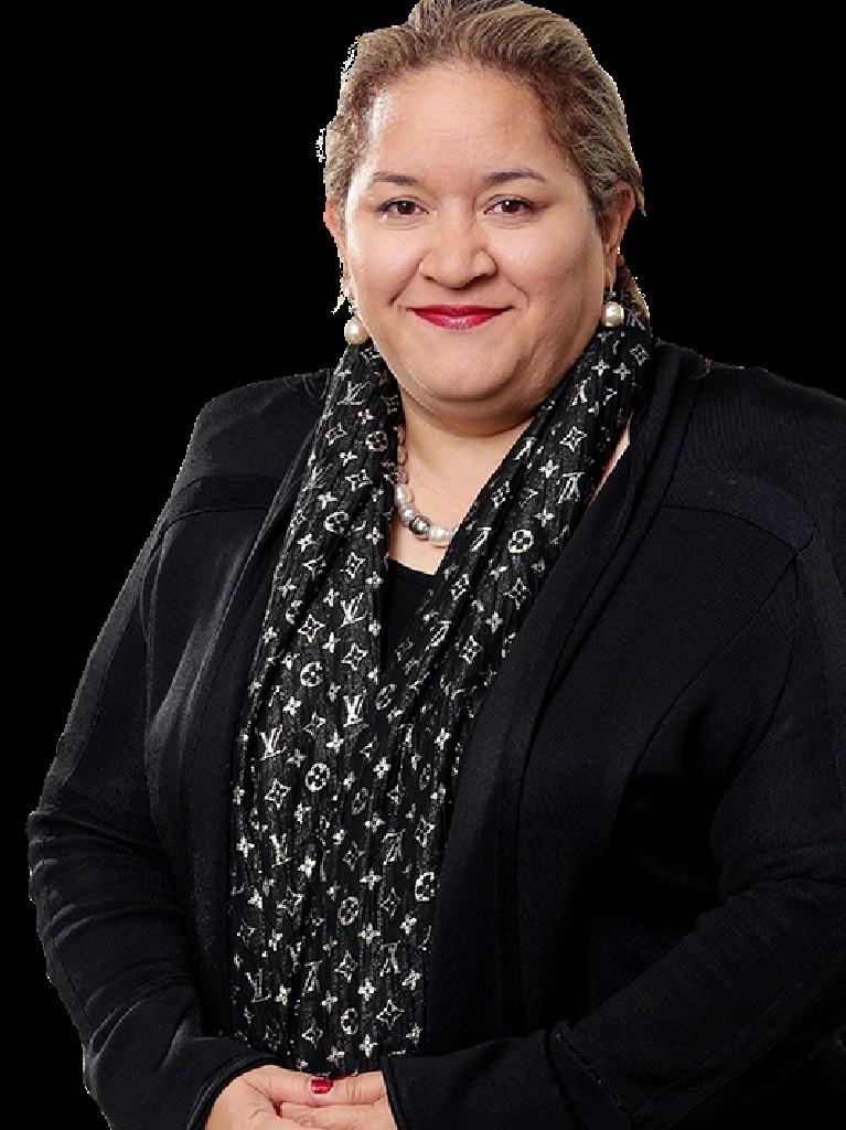 ARL commissioner Megan Davis.