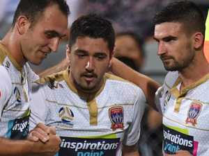 Petratos stunner seals Jets win over Victory