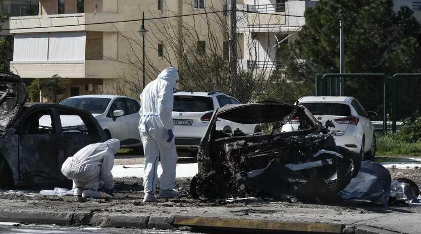 Australian man injured in Athens car bomb