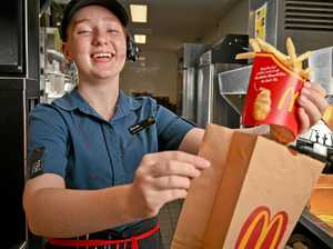 Ipswich's love of fast food fuels teen jobless rate