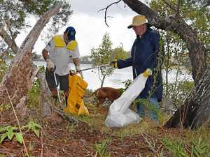 Community spirit ripe at Clean Up Australia Day