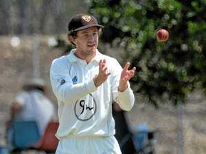 Prince falls three runs short of maiden century