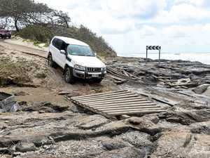 Roadworks begin after cyclone damages parts of Fraser Island