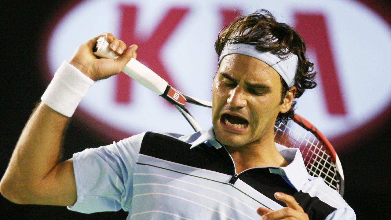 Federer back in the day