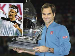 Federer: Teen with bad attitude to Mr Perfect