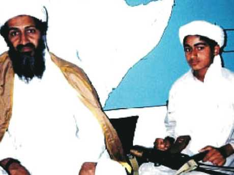 Osama bin Laden's son has been dubbed as the 'Crown Prince of Terror.'