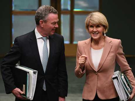 Bishop felt confident she could have beaten the Opposition Leader Bill Shorten.