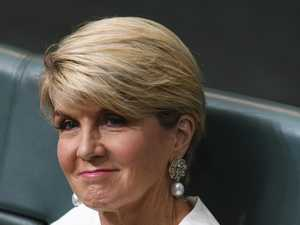 Who Bishop blames for not being PM