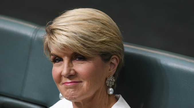 Former Australian Foreign Minister Julie Bishop felt confident she could win the leadership and believes Christopher Pyne is the reason she didn't.