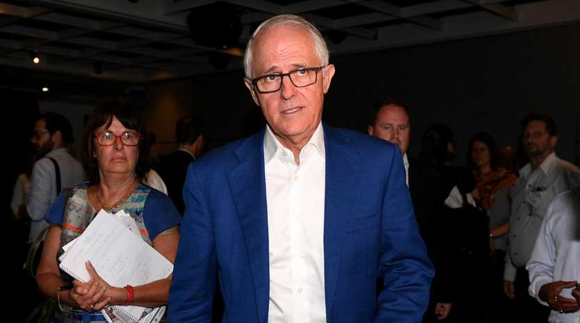 Former prime minister Malcolm Turnbull. Picture: AAP Image/Dan Himbrechts