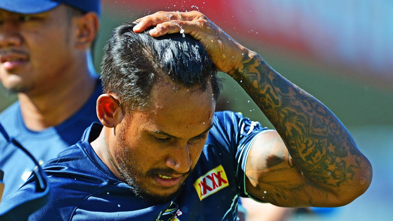 The NRL's brutal off-season has damaged the code. Picture: Zak Simmonds