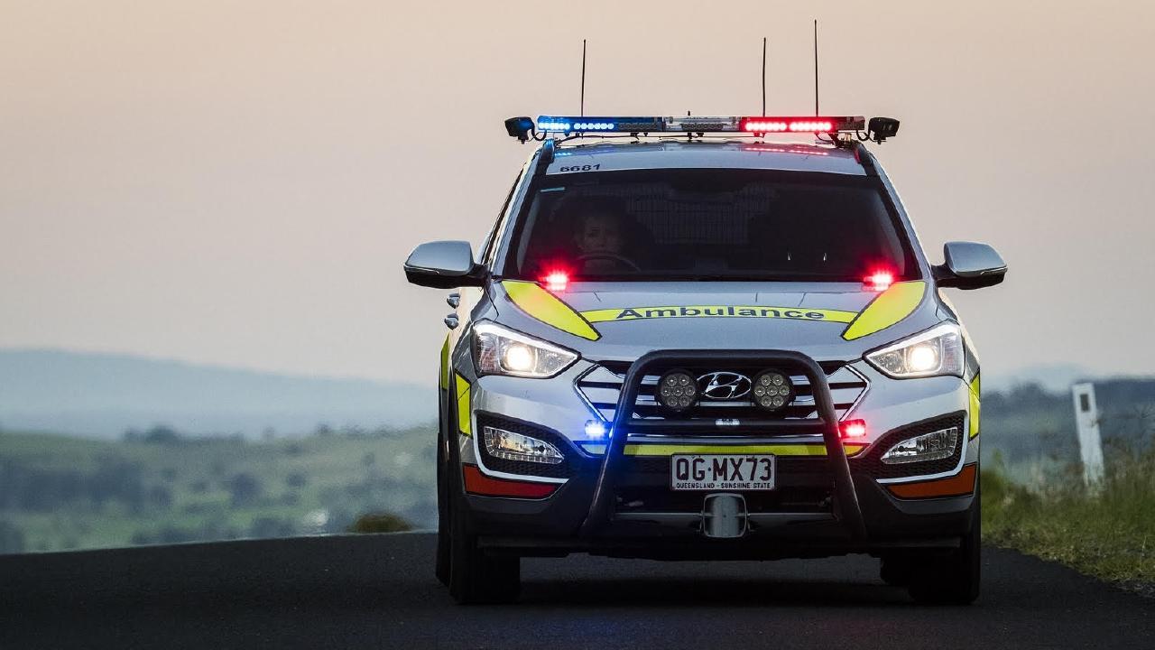Three RFS crews dispatched to the scene