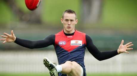 Tom Scully was picked by the Demons after the 2009 season.