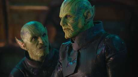 The Skrull in their natural form.