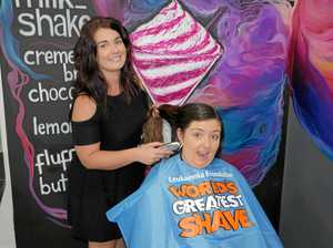 Lose locks for leukaemia