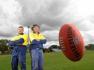 Lismore's oval office ready for historic AFL match