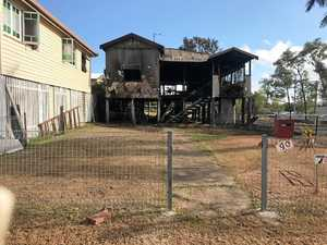 Investigations continue into Rocky home destroyed by fire