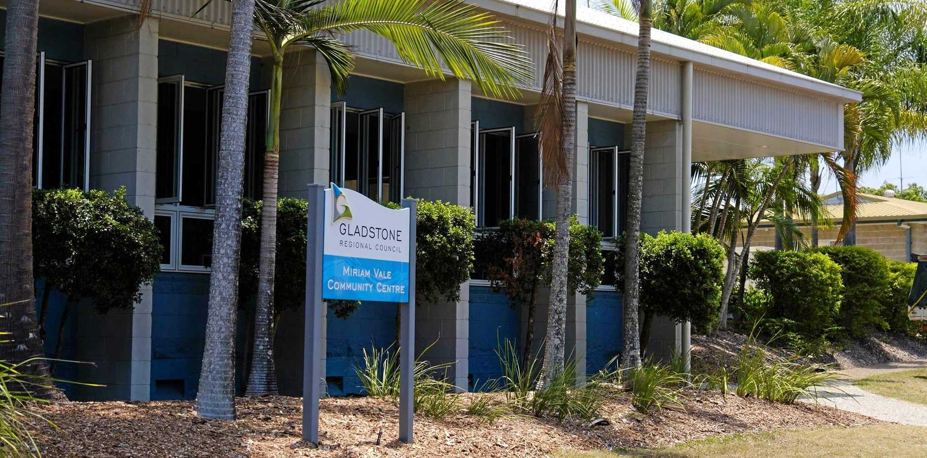 ON THE ROAD: Miriam Vale Community Centre will host today's Gladstone Regional Council meeting from 9am.