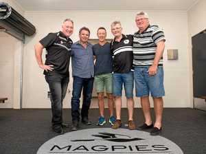 Canberra Raiders veterans reunited in Mackay