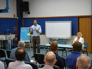 Challenges for Rookwood Weir addressed at CQ water forum