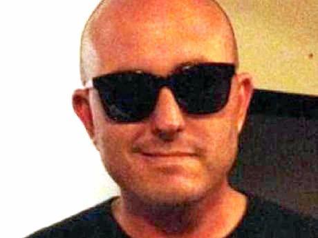 Murder victim Shaun Barker.
