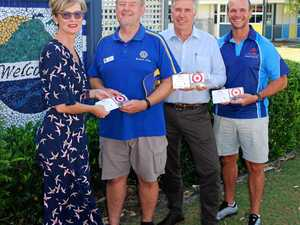Buderim Foundation gives $11,000 for families' school costs