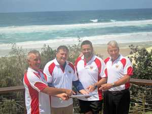 $2.5m perfect gift for surf club