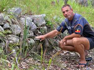 Gympie activist 'not guilty' to trespass at 'sacred site'