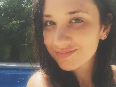 Stephanie was hopeful her mates would help her find true love. Picture: Supplied