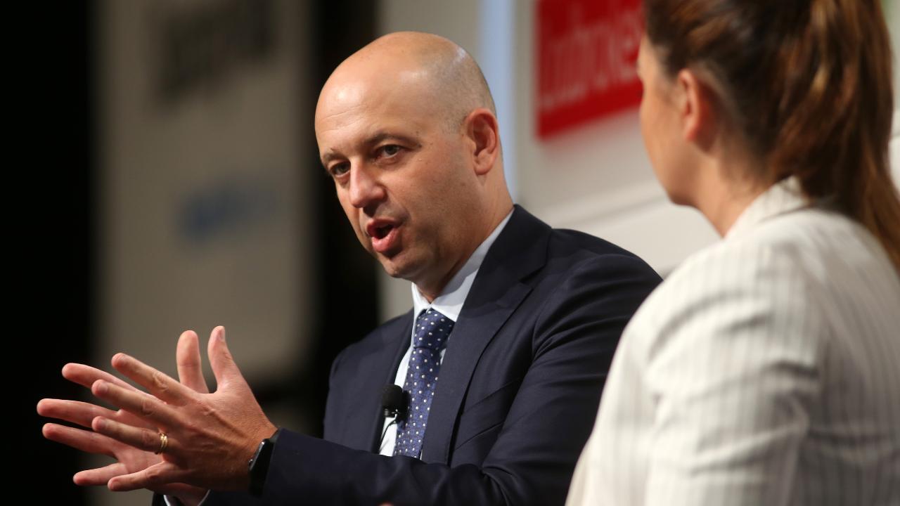NRL CEO Todd Greenberg fears more videos will leak. Picture: Tara Croser.