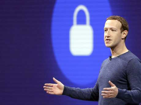 Facebook CEO Mark Zuckerberg might have problems in Australia if an interim ACCC report is any indication.