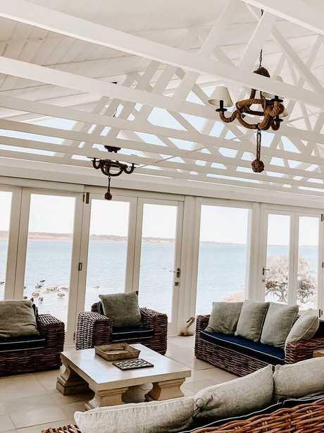 The multimillion-dollar luxury accommodation is in the scenic Bellarine Peninsula.