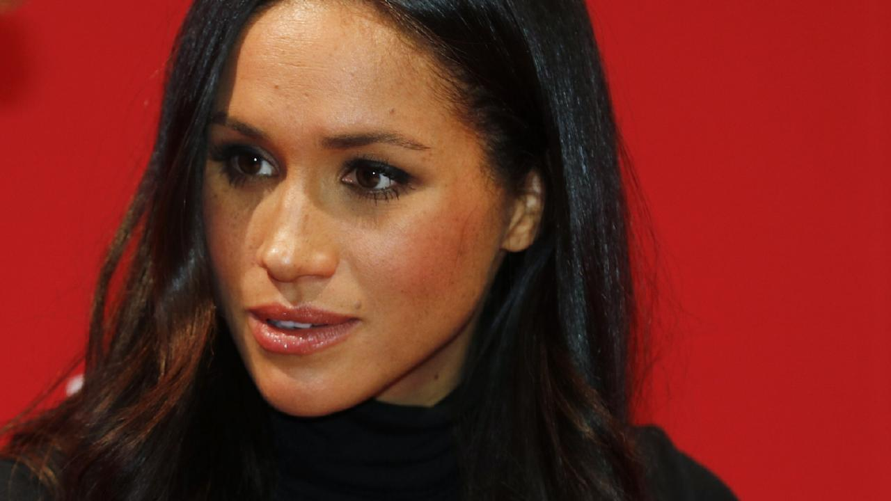 Meghan Markle's half-sister has given another interview about their family feud. Picture: Adrian Dennis — WPA Pool/Getty Images