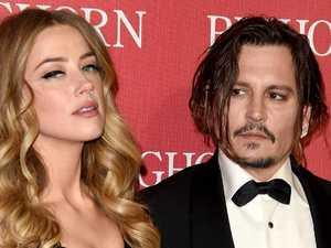 Johnny Depp's bombshell 'affair' claim