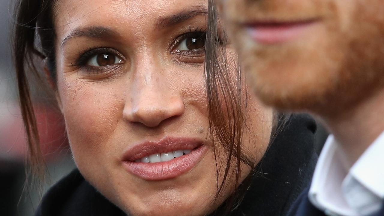 Meghan Markle is raising eyebrows at Buckingham Palace, a royal biographer claims. Picture: Getty Images