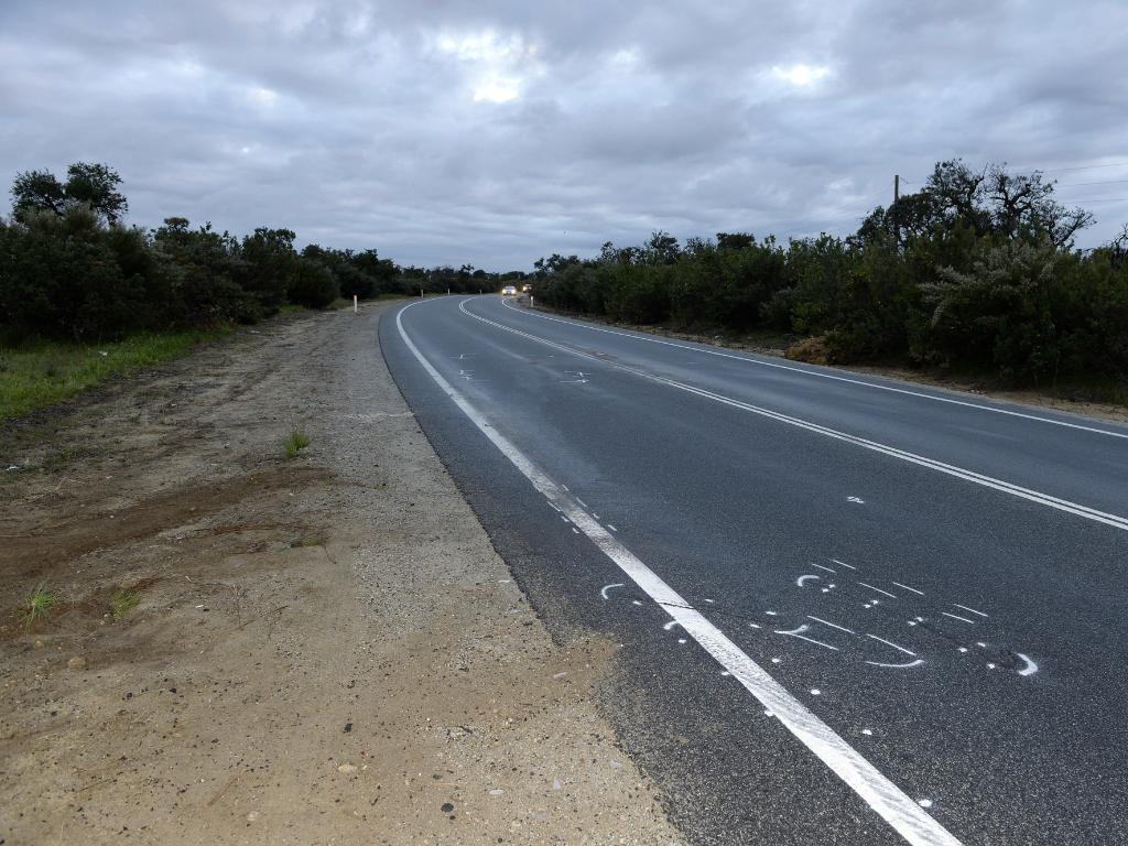 The Indian Ocean Drive is one of the most dangerous stretches of road in WA.