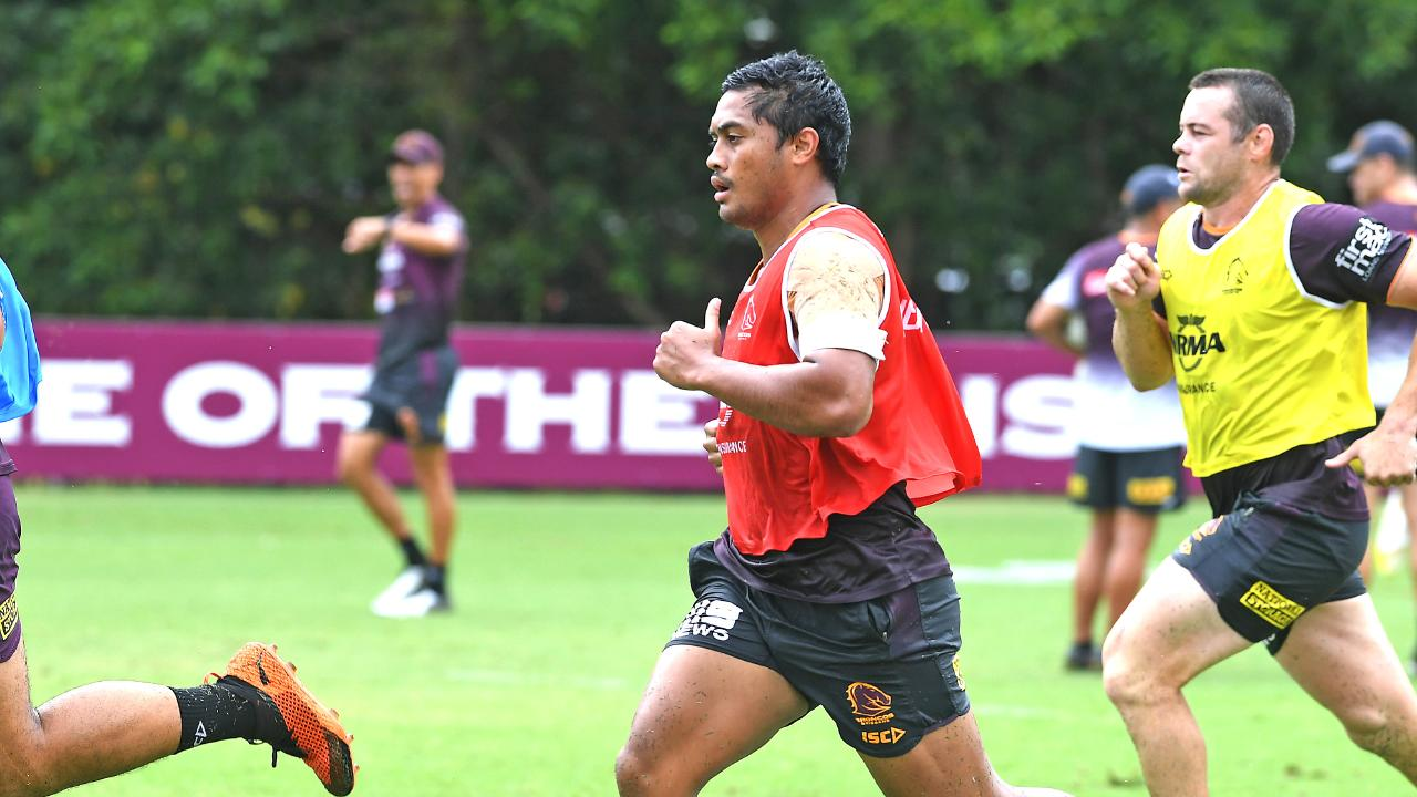 Anthony Milford has been battling injuries and should bounce back. Picture: AAP